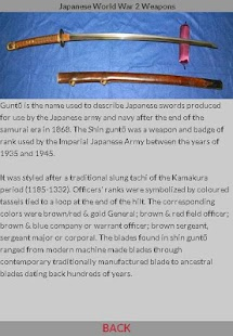 World War 2 Japanese Weapons - náhled