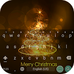 Christmas Keyboard Icon