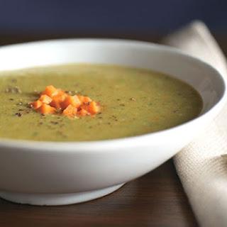 No-Cream Creamy Broccoli Soup