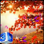3D Autumn Wallpapers
