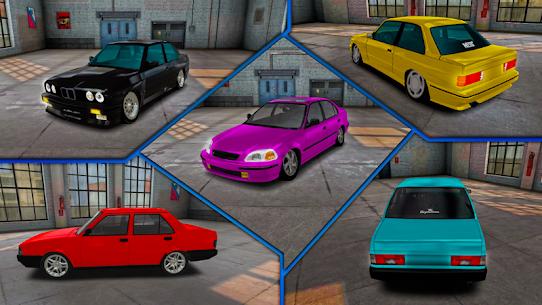 E30 Old Car Parking Simulation MOD APK (Unlimited Money) 1