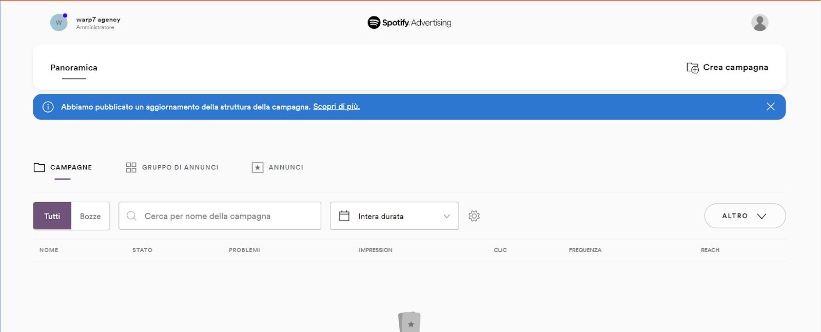 Spotify Ad Studio, la piattaforma pubblicitaria self-service. Uno sguardo da dentro