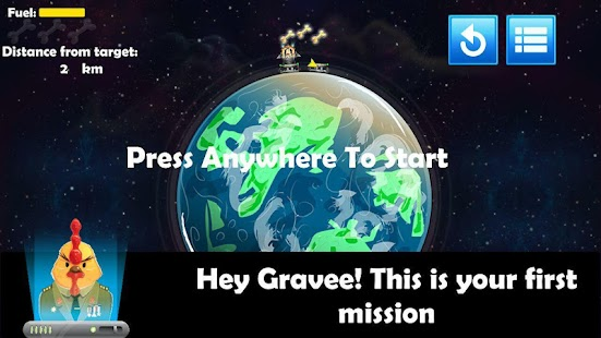 Gravee- screenshot thumbnail