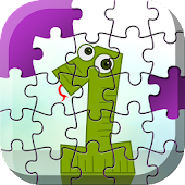 Number Puzzle Games For Kids