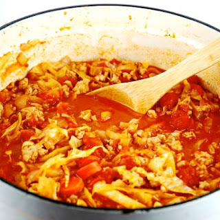 Stuffed Cabbage Soup.