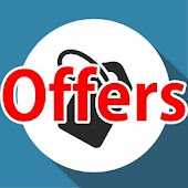 Offers : Free Online Shopping App Icon