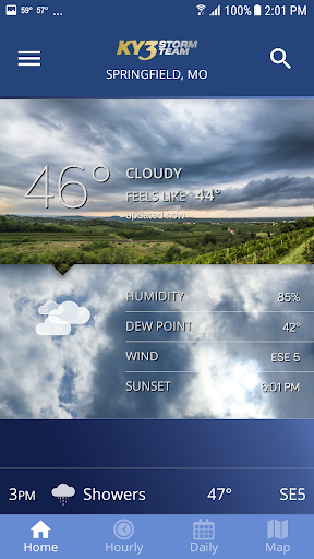 KY3 Weather 5.0.800 Screenshots 2