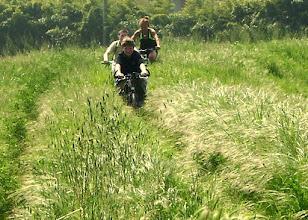 Photo: L'erba alta non ci spaventa