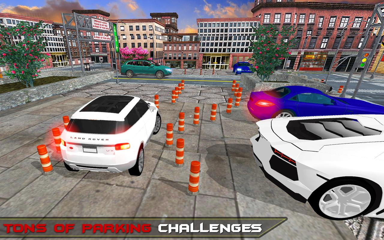 Prado Parking Adventure 2017 - Android Apps on Google Play