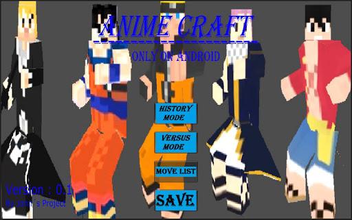 Anime Craft 1