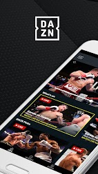 DAZN Live Fight Sports: Boxing, MMA & More APK screenshot thumbnail 1