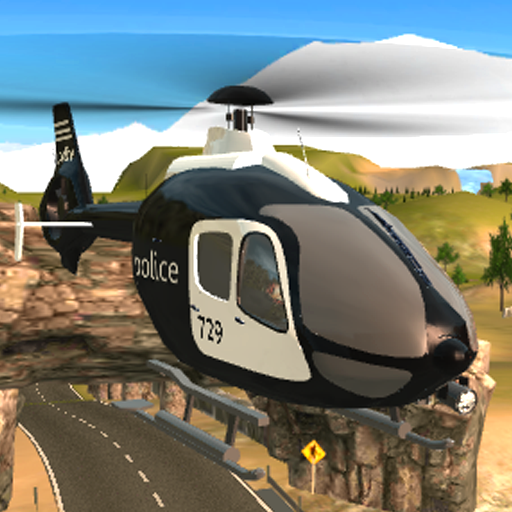 Police Helicopter Flying Simulator (game)