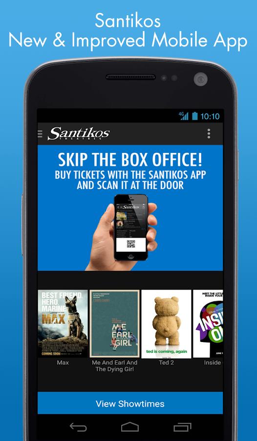 Santikos Premiere- screenshot