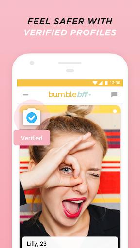 Bumble u2014 Date. Meet Friends. Network.  screenshots 5