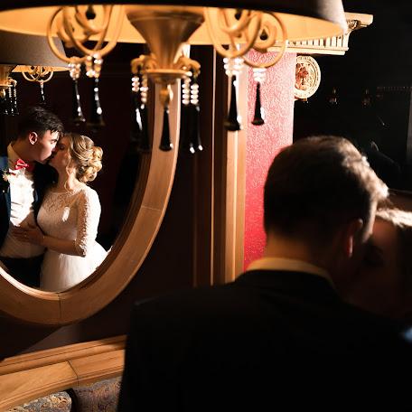 Wedding photographer Pavel Nasyrov (PashaN). Photo of 14.01.2018
