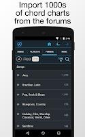 Screenshot of iReal Pro MusicBook-PlayAlong