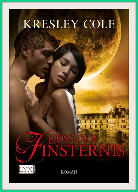 Cover: Kuss der Finsternis | Kresley Cole