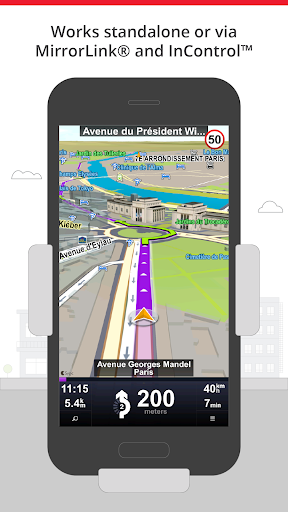 Sygic Car Navigation  screenshots 9