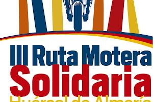 III Ruta Motera Solidaria Huércal de Almería
