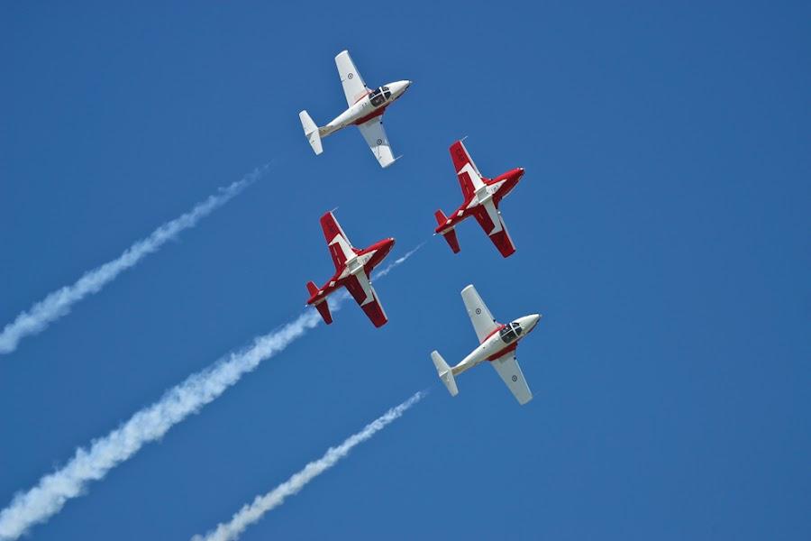 by Rick Lombardo - Transportation Airplanes
