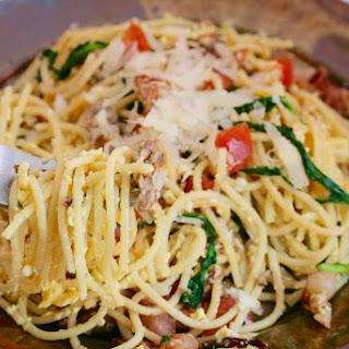 Breakfast Pasta