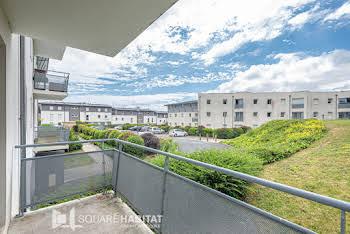 Appartement 3 pièces 60,87 m2