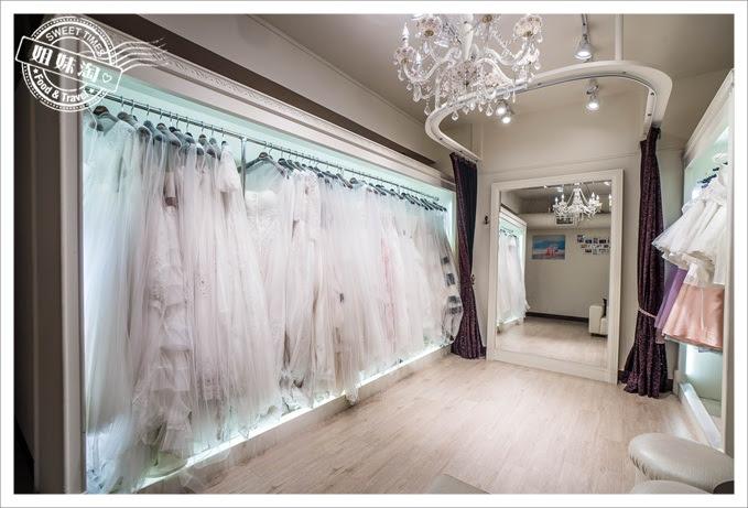 聖羅雅婚紗更衣室