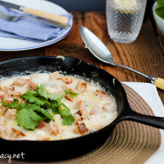 Dairy Free Fish Mornay