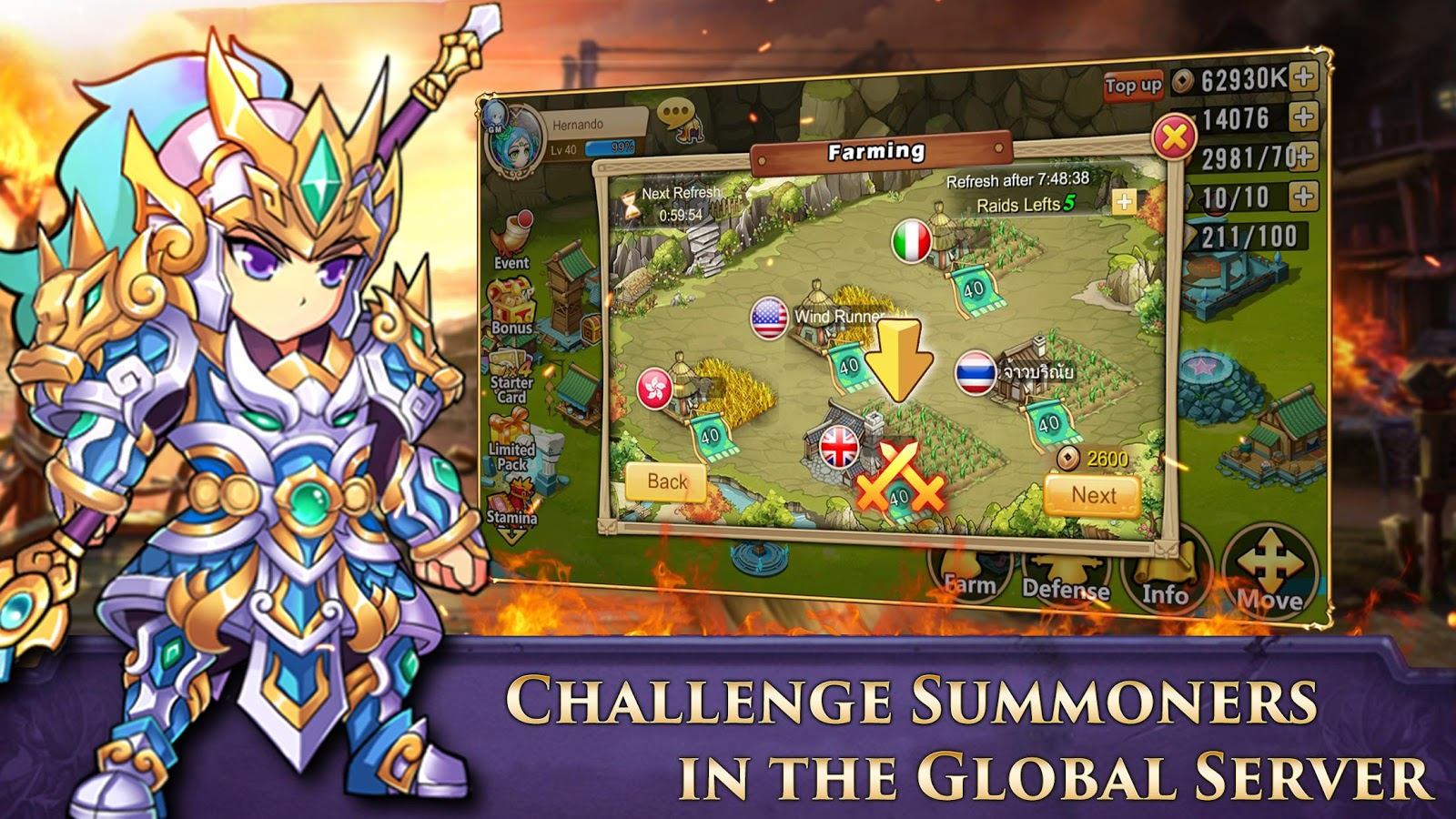 Pocket Three Kingdoms- screenshot