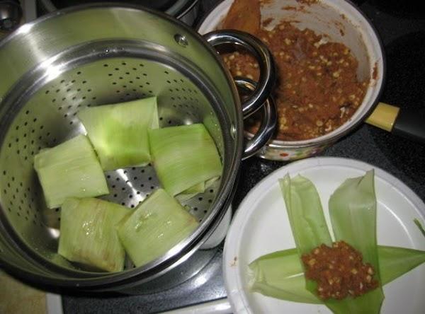 Easy Hot Tamales Recipe