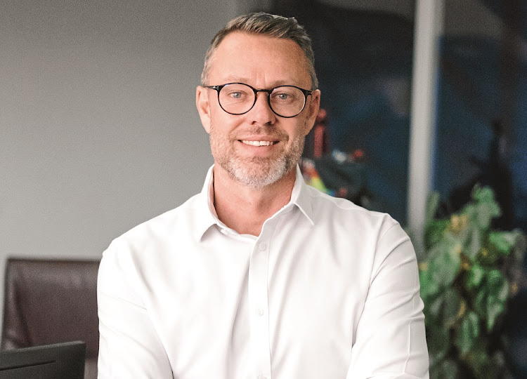 Geraint Crwys-Williams, acting CEO at Primedia. Picture: Supplied