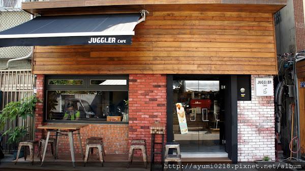 【台中】 Juggler Cafe  無心插柳@耐人尋味好咖啡