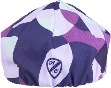 All-City Dot Game Cycling Cap - Dark Purple, One Size alternate image 0