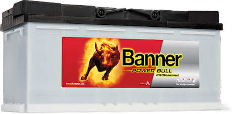 Banner Power Bull PRO 12v 100Ah