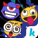 Kika Keyboard Drop Emoji Pro icon