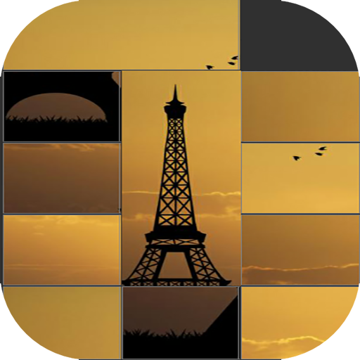 Puzzle Of Paris