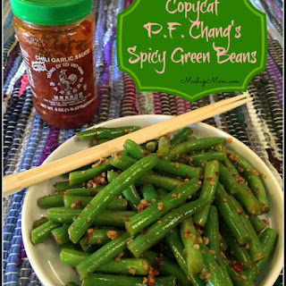 Copycat P.F. Chang's Spicy Green Beans