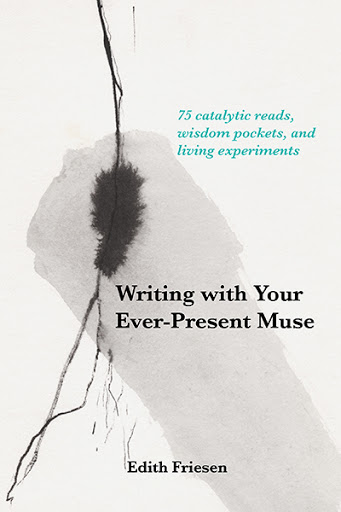Writing with Your Ever-Present Muse cover