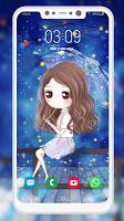 Lovely Girl Wallpaper