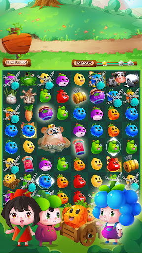 Fruit Puzzle Wonderland screenshots 11
