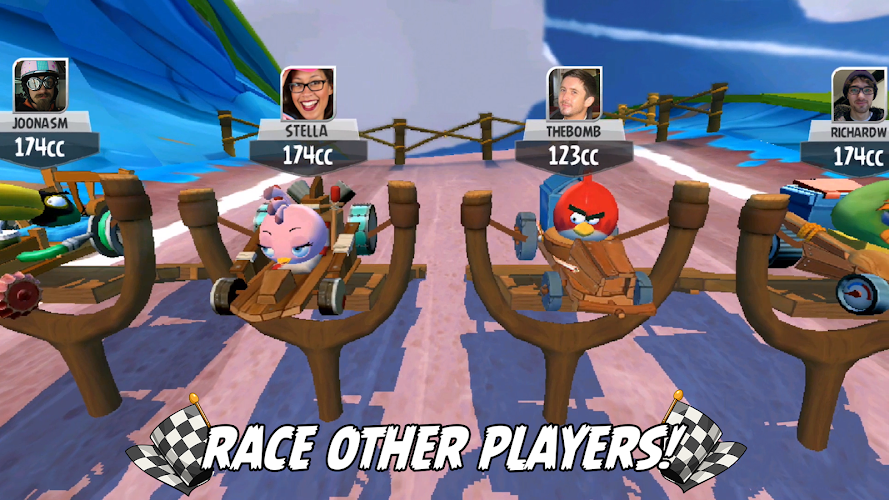 Angry Birds Go! Mod v1.7.0 APK