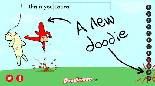 Doodieman Voodoo - FREE! screenshot 6