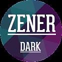 ZENER Dark Theme CM12/12.1 icon