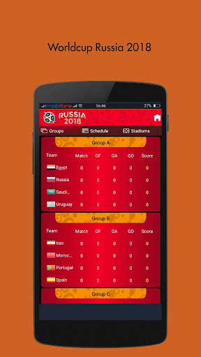Football 365 WorldCup 2018 live score  1