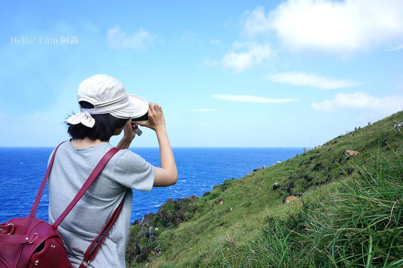 蘭嶼青青草原-14