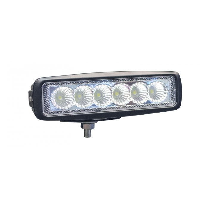 LED-backljus 6,3