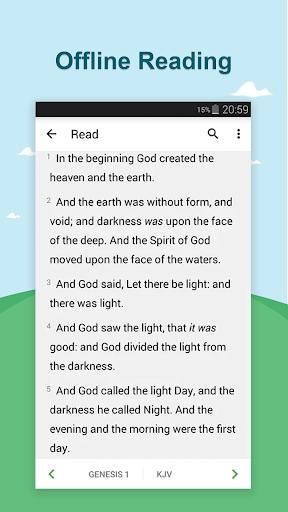 Bible App Screenshot