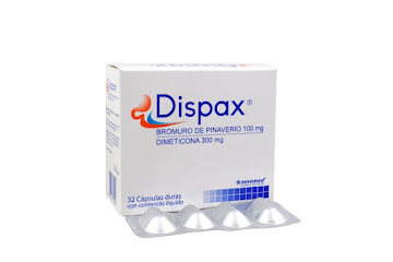 Solo Online Dispax 100/300 Mg   Capsula x 32 Und