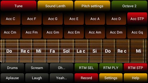 Oud oriental musical instrumen 3.0 screenshots 1