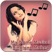 My Name Musical Ringtone Maker